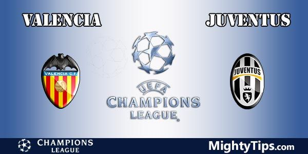 Valencia vs Juventus Prediction, Betting Tips and Preview
