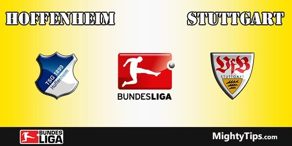 Hoffenheim vs Stuttgart Prediction, Preview and Betting Tips