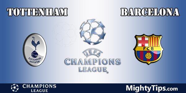 Tottenham vs Barcelona Prediction, Preview and Betting Tips