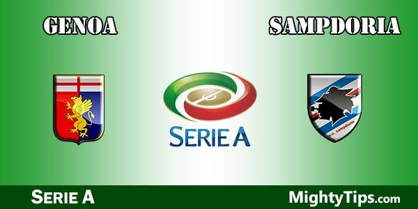 Genoa vs Sampdoria Prediction, Preview and Betting Tips