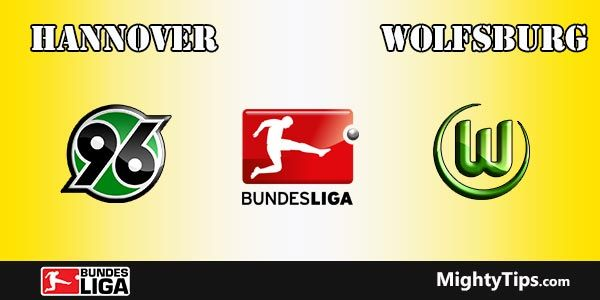 Hannover vs Wolfsburg Prediction, Preview & Betting Tips