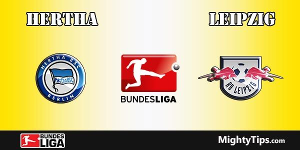 Hertha vs Leipzig Prediction, Preview and Betting Tips