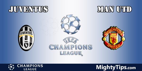 Juventus vs Manchester United Prediction and Betting Tips
