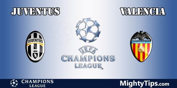 Juventus vs Valencia Prediction, Preview and Betting Tips