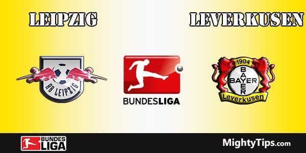 Leipzig vs Leverkusen Prediction, Preview & Betting Tips