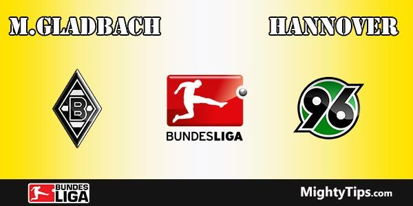 Monchengladbach vs Hannover Prediction and Betting Tips