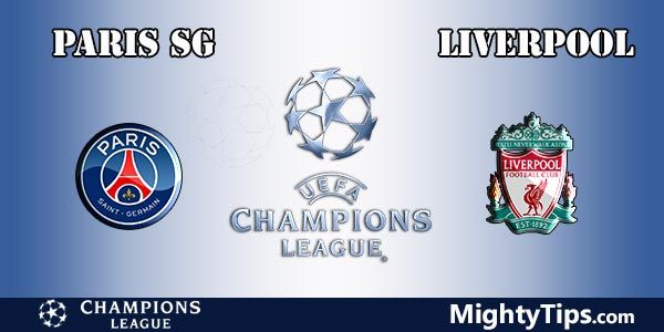 PSG vs Liverpool Prediction, Preview and Betting Tips