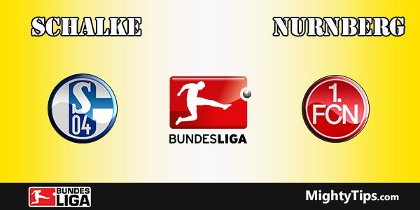 Schalke vs Nurnberg Prediction, Preview and Betting Tips