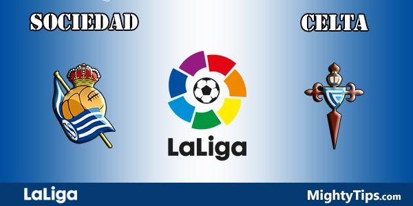 Sociedad vs Celta Prediction, Preview and Betting Tips