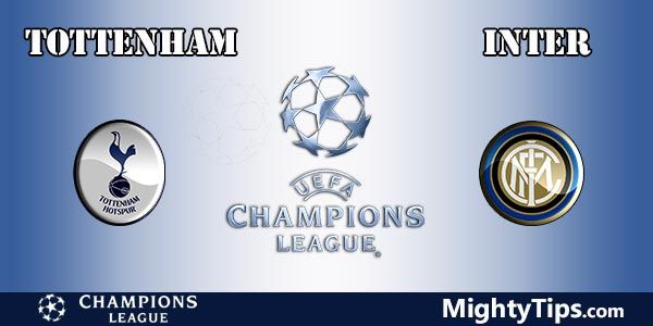 Tottenham vs Inter Prediction, Preview and Betting Tips