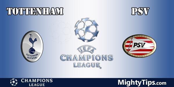 Tottenham vs PSV Prediction and Betting Tips