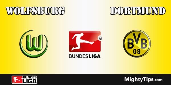 Wolfsburg vs Dortmund Prediction, Preview and Betting Tips