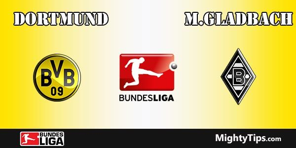 Dortmund vs Monchengladbach Prediction and Betting Tips