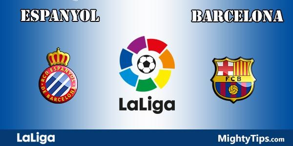 Espanyol vs Barcelona Prediction, Preview and Betting Tips