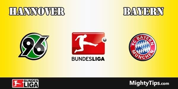 Hannover vs Bayern Prediction, Preview and Betting Tips