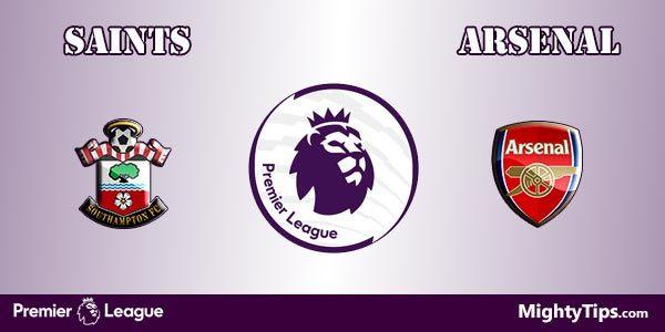 Southampton vs Arsenal Prediction, Preview and Betting Tips