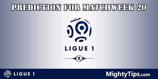 Ligue 1 Prediction and Betting Tips Matchweek 20