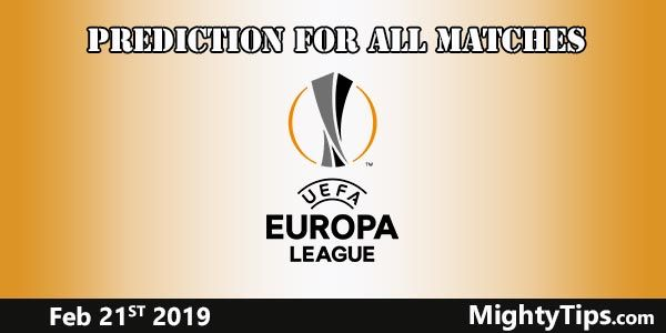 Europa League Play Off Prediction and Betting Tips – Second Leg