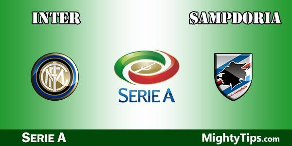 Inter vs Sampdoria Prediction, Preview and Betting Tips