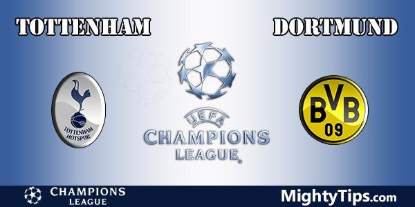 Tottenham vs Dortmund Prediction, Preview and Betting Tips