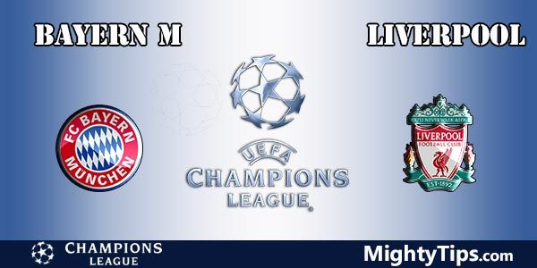 Bayern vs Liverpool Prediction