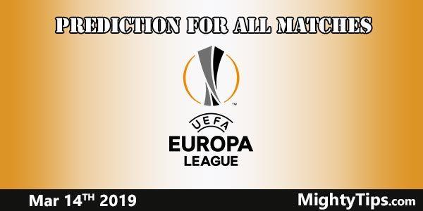 Europa League Play Offs Second Leg Prediction and Free Tips