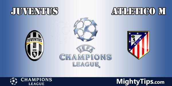 Juventus vs Atletico Madrid Prediction