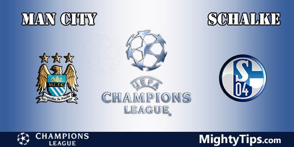 Manchester City vs Schalke Prediction