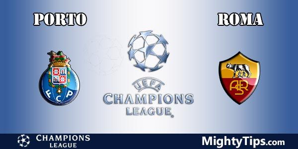 Porto vs Roma Prediction, Preview and Betting Tips