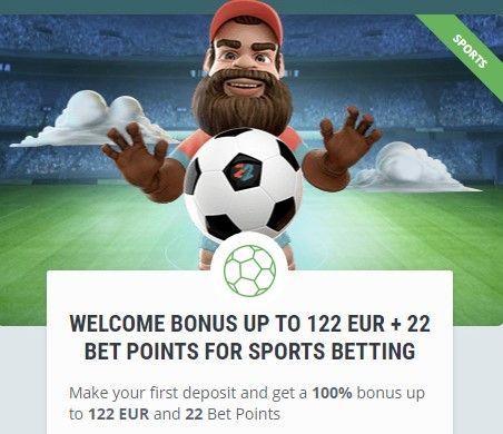 22bet deposit bonus