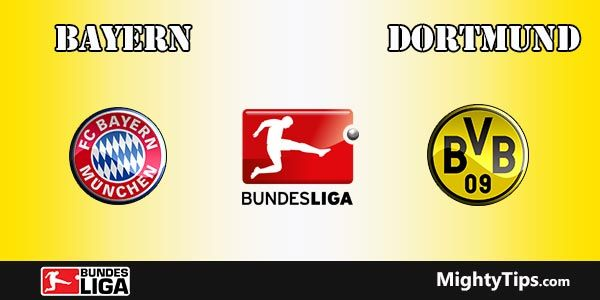 Bayern vs Dortmund Prediction and Free Tips Apr 6