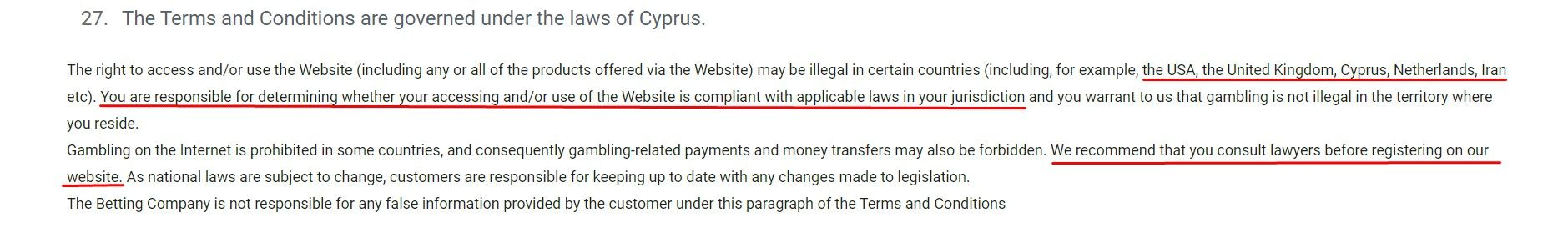 melbet terms and conditions