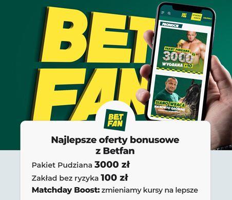 Betfan oferty