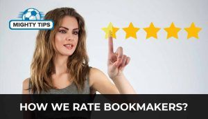 How we rate bookmakers?