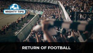 Return of European Football