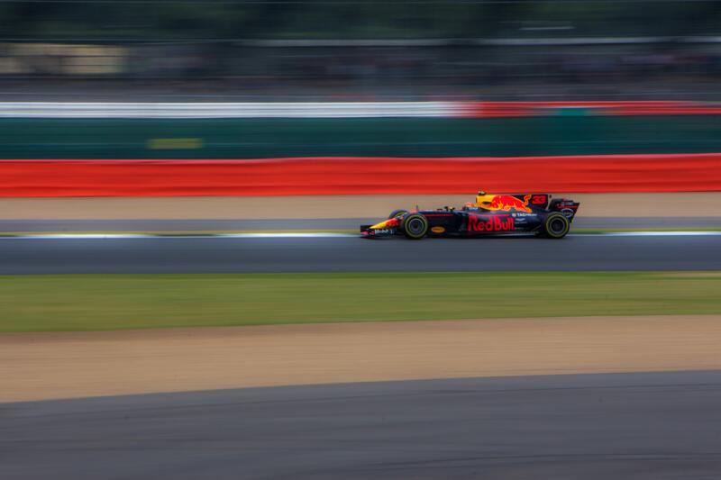 f1 red bull bolid