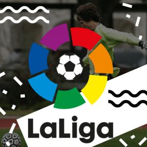 logo of the football liga LaLiga