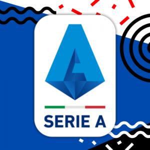 Italian Serie A league logo
