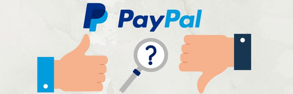 advantages and disadvantages paypal
