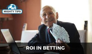ROI in betting: How we increased our bankroll by 2.35% in one week