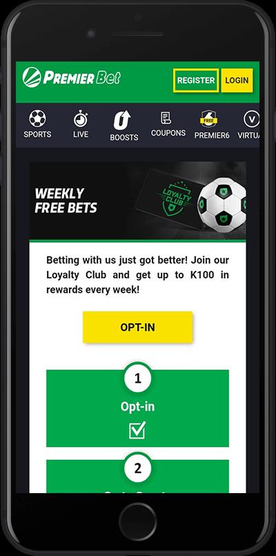 premierbet loyalty club bonus