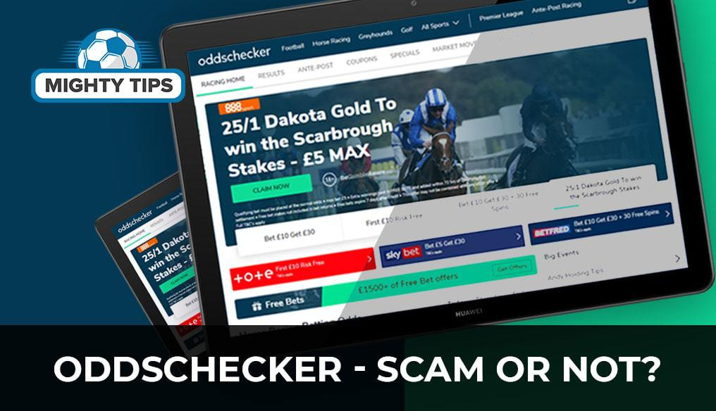 Oddschecker - Scam or Not?