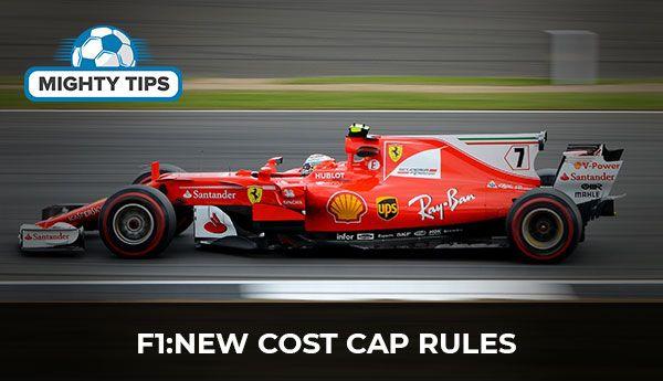 F1: New Cost Cap Rules